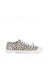 Pantofi sport LE TEMPS DES CERISES GHV276 animal print