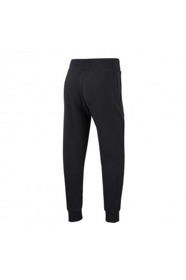 Pantaloni sport pentru copii NIKE GGV158 negru - els