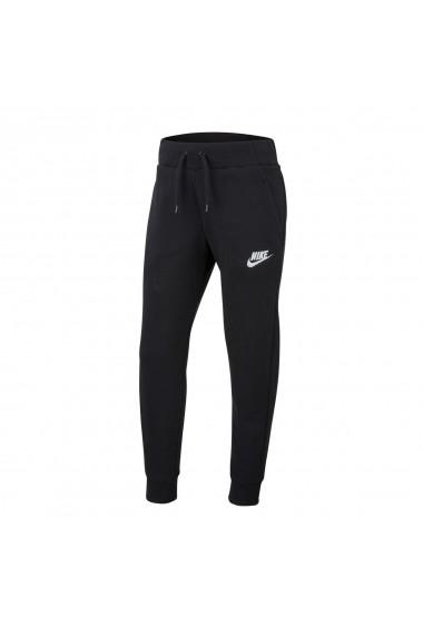 Pantaloni sport pentru copii NIKE GGV158 negru