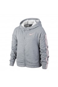 Jacheta sport pentru copii NIKE GHC060 gri - els
