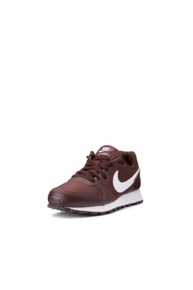 Pantofi sport NIKE GHC622 bordo
