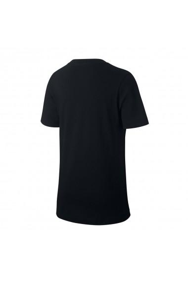 Tricou pentru copii NIKE GGH140 negru - els