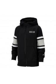 Jacheta sport pentru copii NIKE GGV184 negru - els