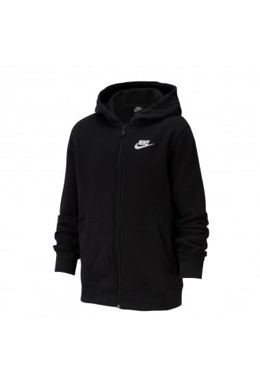 Jacheta sport pentru copii NIKE GGV357 negru - els