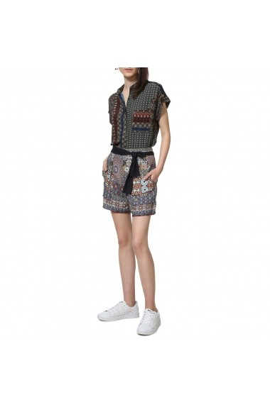 Pantaloni scurti DESIGUAL GGC902 print