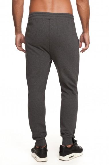 Pantaloni sport Lonsdale LOUAI18599-1 Gri
