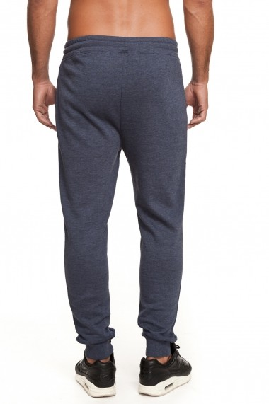 Pantaloni sport Lonsdale LOUAI18599-3 Bleumarin