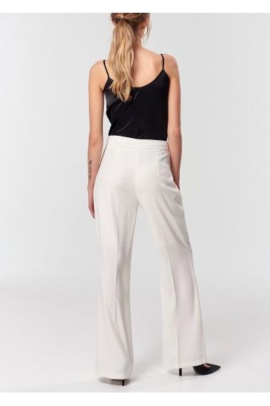 Pantaloni Jimmy Sanders MAS-18S PLW1001 ECRU