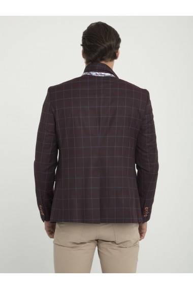 Sacou Sir Raymond Tailor MAS-SI9270642 Bordo