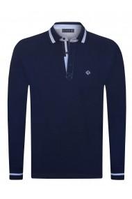 Bluza Polo Sir Raymond Tailor SI4992203 Bleumarin
