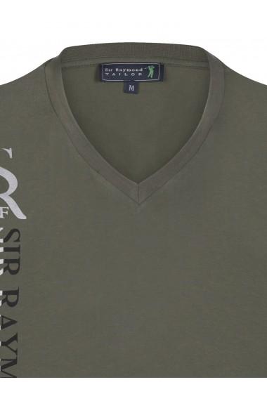 Tricou Sir Raymond Tailor MAS-SI3593300 Kaki