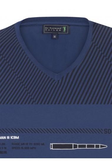 Tricou Sir Raymond Tailor MAS-SI7689067 Albastru