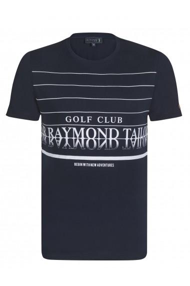 Tricou Sir Raymond Tailor MAS-SI671660 Bleumarin