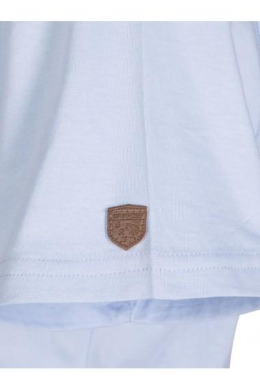 Tricou Sir Raymond Tailor MAS-SI2513312 Albastru