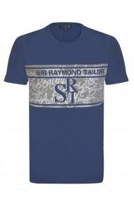 Tricou Sir Raymond Tailor MAS-SI6504954 Albastru