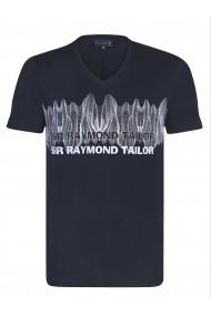 Tricou Sir Raymond Tailor MAS-SI81870 Bleumarin
