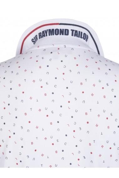 Tricou Polo Sir Raymond Tailor MAS-SI2982170 Alb
