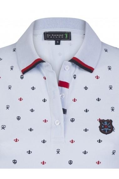 Tricou Polo Sir Raymond Tailor MAS-SI2217787 Bleu