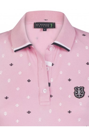 Tricou Polo Sir Raymond Tailor MAS-SI4519138 Roz