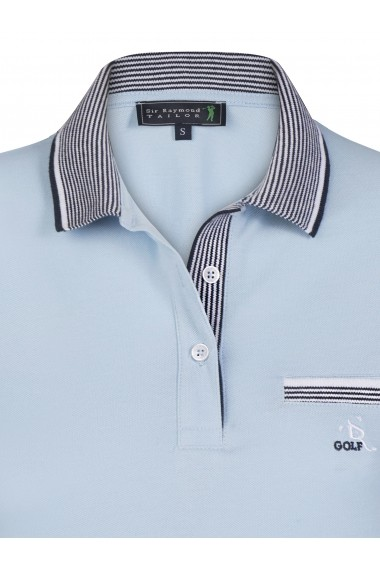 Tricou Polo Sir Raymond Tailor MAS-SI7675371 Albastru