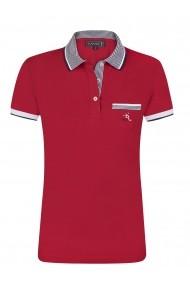 Tricou Polo Sir Raymond Tailor MAS-SI6140899 Rosu