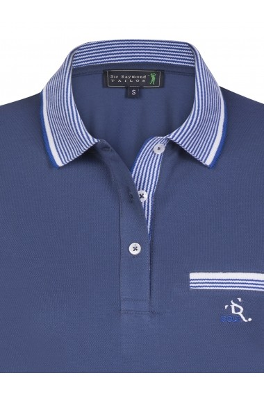 Tricou Polo Sir Raymond Tailor MAS-SI3673891 Albastru