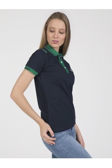 Tricou Polo Sir Raymond Tailor MAS-SI7940179 Bleumarin