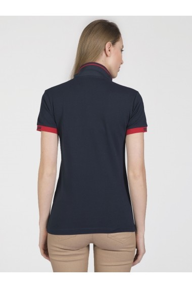 Tricou Polo Sir Raymond Tailor MAS-SI6407145 Bleumarin