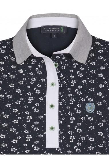 Tricou Polo Sir Raymond Tailor MAS-SI6755522 Bleumarin