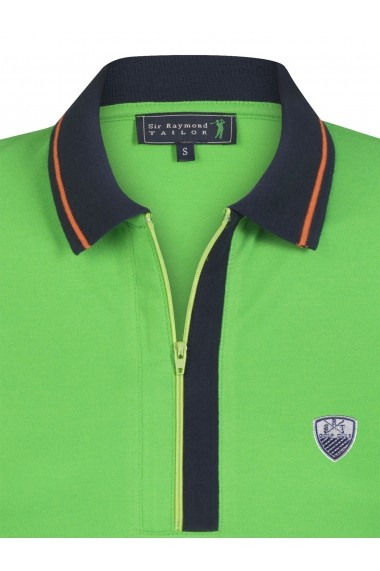 Tricou Polo Sir Raymond Tailor MAS-SI3350291 Verde