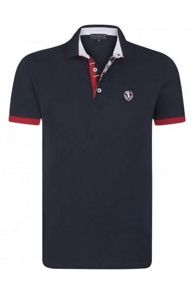 Tricou Polo Sir Raymond Tailor MAS-SI8705208 Bleumarin