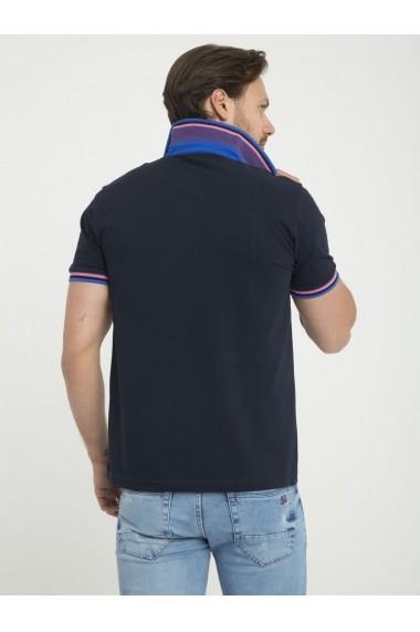 Tricou Polo Sir Raymond Tailor MAS-SI4904972 Bleumarin