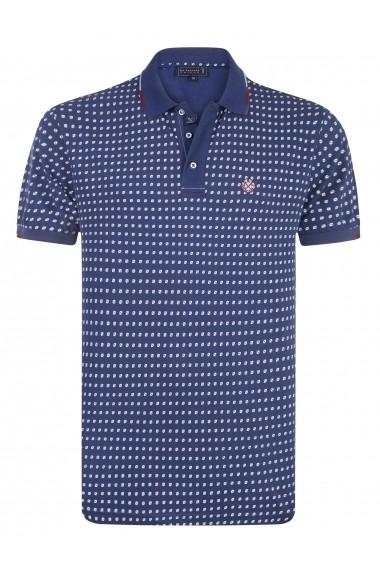 Tricou Polo Sir Raymond Tailor MAS-SI1072289 Albastru