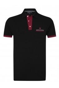 Tricou Polo Sir Raymond Tailor SI8387185 Negru