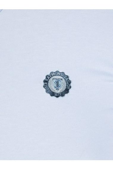 Tricou Sir Raymond Tailor MAS-SI8075300 Albastru