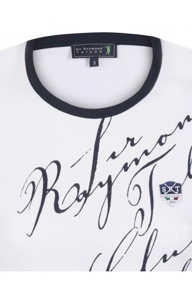 Tricou Sir Raymond Tailor MAS-SI7634605 Alb