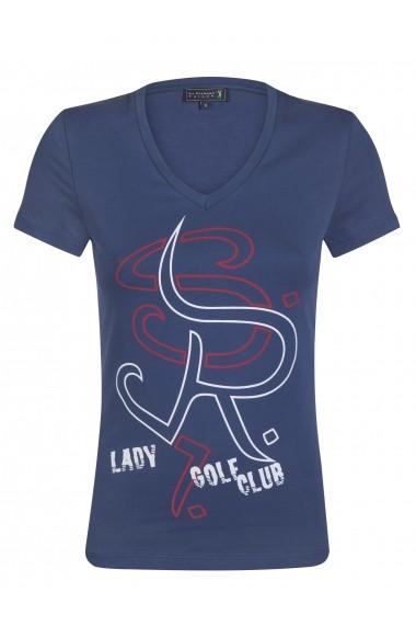 Tricou Sir Raymond Tailor MAS-SI2776221 Albastru