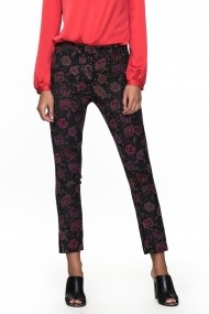 Pantaloni JAVIER LARRAINZAR JL03WAW1806 Floral