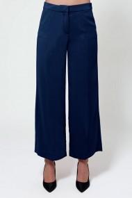 Pantaloni JAVIER LARRAINZAR JL03WSS1803-2 Bleumarin
