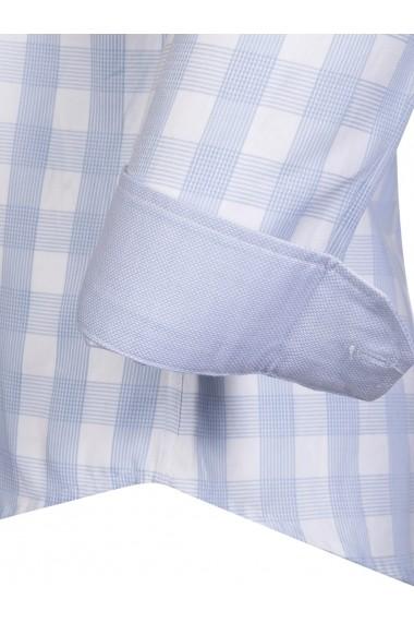 Camasa Paul Parker MAS-PA9578961-WHITE BLUE Alb