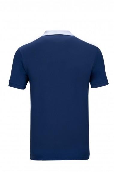 Tricou Polo Paul Parker Pa4608191 Albastru