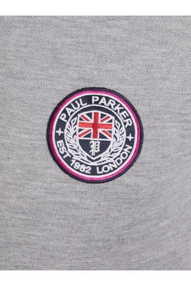 Tricou Polo Paul Parker Pa7126337 Gri