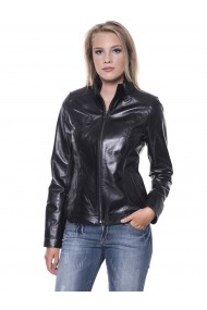 Jacheta din piele PAUL PARKER Pa4967515 Neagra