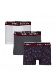Set 3 perechi boxeri Paul Parker PA897673 Multicolor