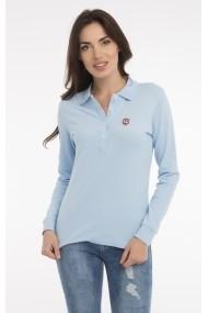 Bluza Polo PAUL PARKER Pa8540457 Bleu