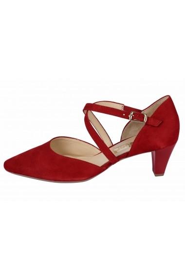 Pantofi cu toc cu toc GABOR 79082664 rosu