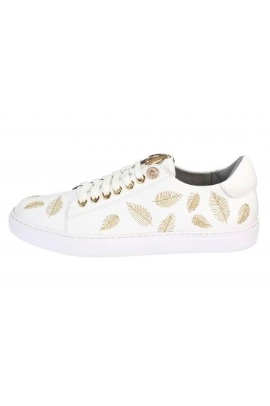 Pantofi sport XYXYX 75672703 alb - els