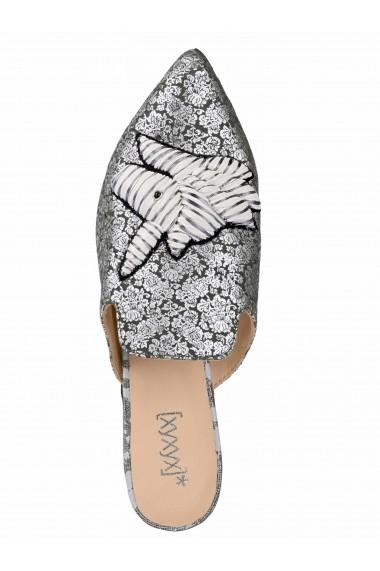 Papuci XYXYX 38779659 argintiu