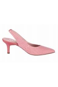 Pantofi cu toc cu toc XYXYX 65837734 roz