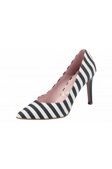 Pantofi cu toc cu toc XYXYX 77240342 Dungi - els